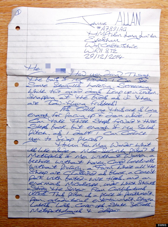 An unnerving letter how dare she 9 january 2015 an unnerving letter how dare she 9 january 2015 andrewburdett ccuart Images